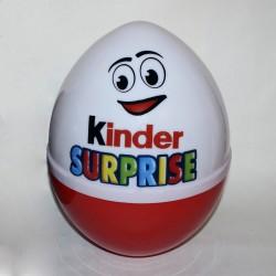 Огромный киндер сюрприз Kinder Mix