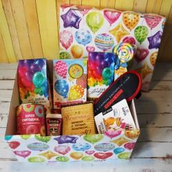 Подарочный набор на день рождения