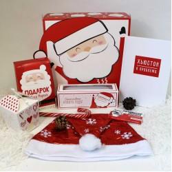 Новогодний подарочный набор девушке от Деда Мороза