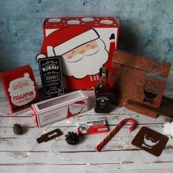 Новогодний подарочный набор для мужчины от Деда Мороза