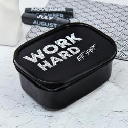 Ланч-бокс «Work hard» 500 мл