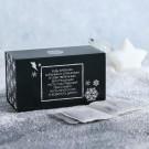 Чай чёрный «С Новым годом», с предсказанием, бергамот, 40 п