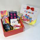 Подарочный набор на день рождения «С Днюхой!»
