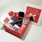 Подарочный набор (бокс) для девушки «Ты тоже не подарок»