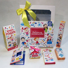 Подарочный набор воспитателю детского сада №3