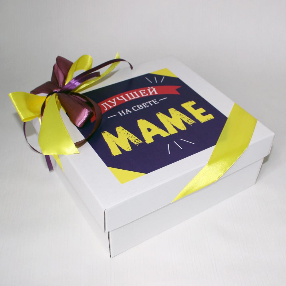 Подарочная коробка «Лучшей маме на свете»