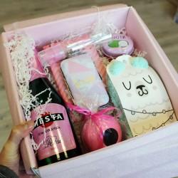 Подарочный набор для девушки «Моей любимой»