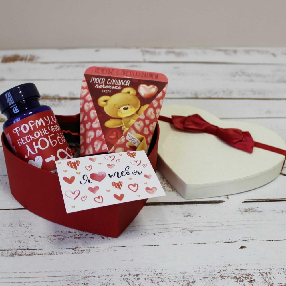 Подарочный набор в сердце Мини S