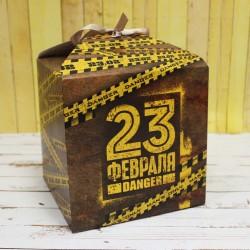 Подарочный набор на 23 февраля «Danger»