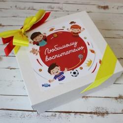 Подарочный набор воспитателю детского сада №2