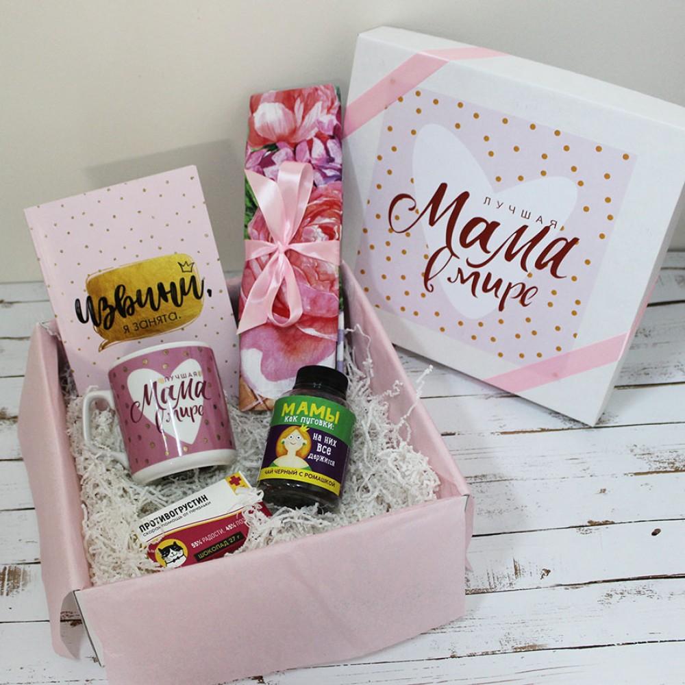 Подарочный набор лучшей маме в мире