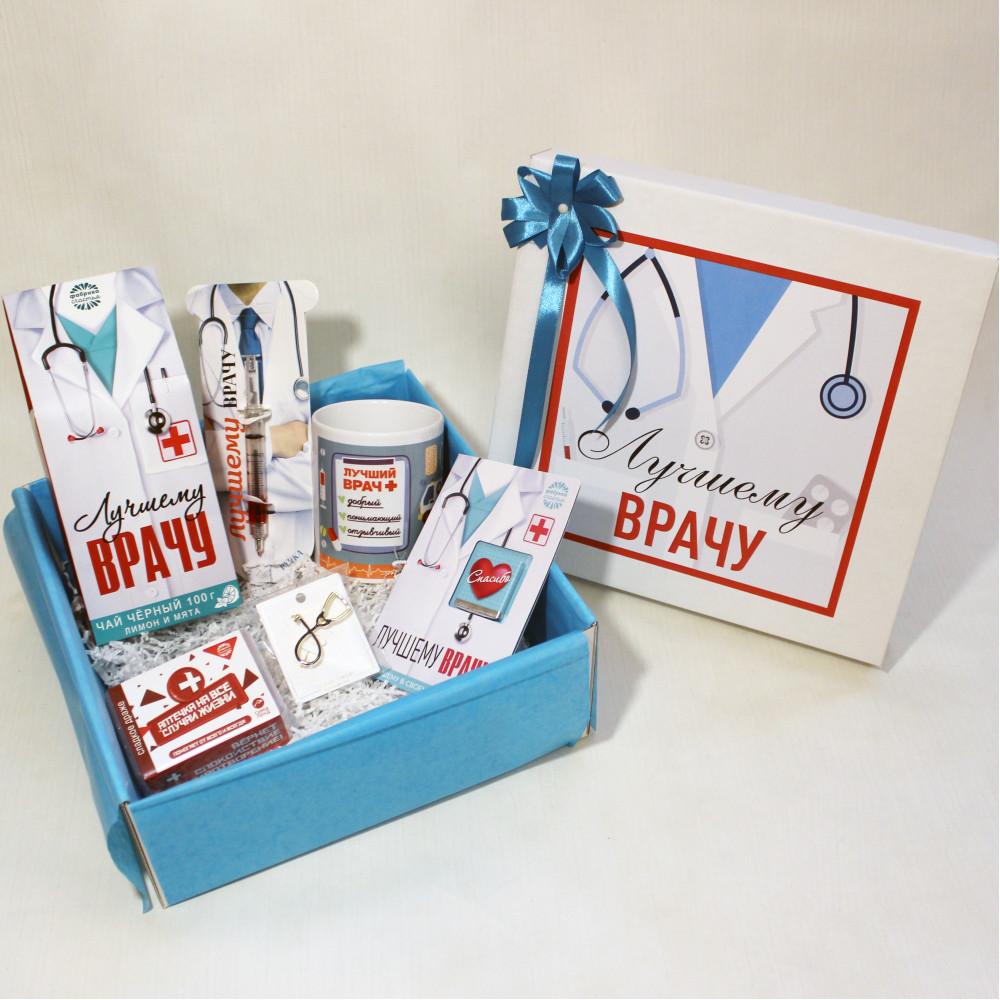 Подарочный набор «Лучшему врачу»