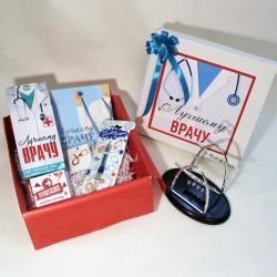 Подарочный набор «Лучшему врачу» с маятником