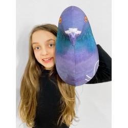 Подушка-игрушка Голубь Виктор