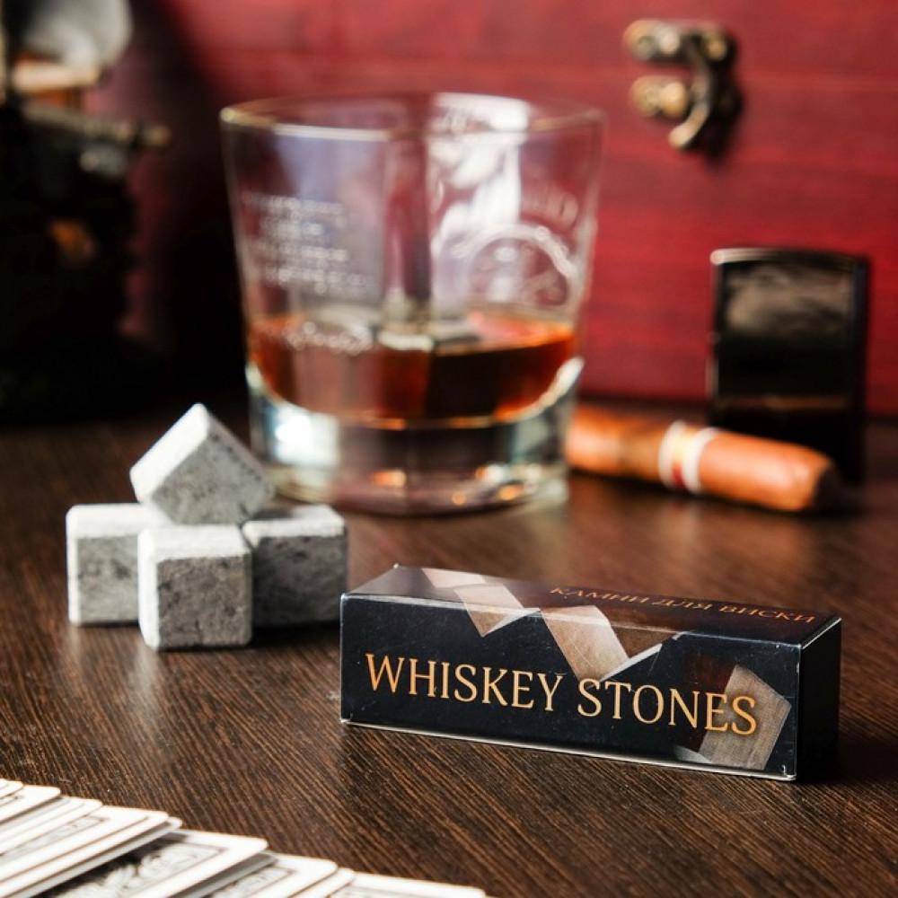 Камни для виски «Whiskey stones», 4 шт