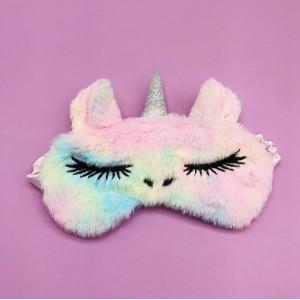 """Маска для сна """"Sleeping unicorn"""""""