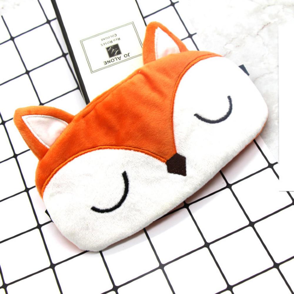 Маска для сна Лиса «FOX»