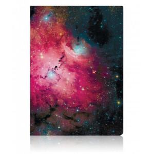 Обложка для паспорта Miusli Kosmos Black