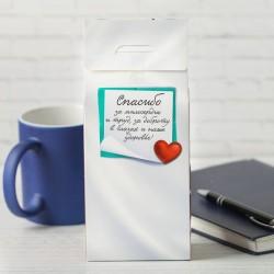 Чай чёрный с лимоном и мятой «Лучший врач» 100 г