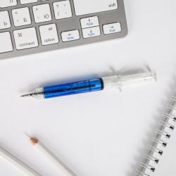 Фигурная ручка-шприц «Лучшему врачу»