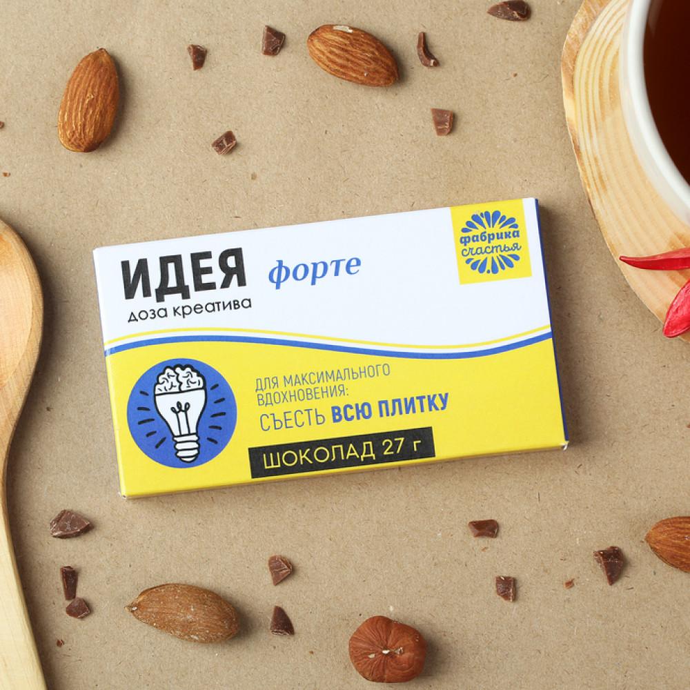 Шоколад «Идея» 27 г