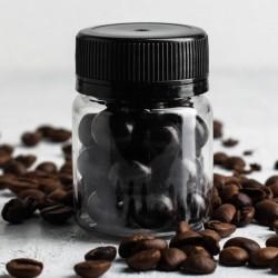 Кофейные зёрна в шоколаде в банке «Настоящему мужчине», 30 г
