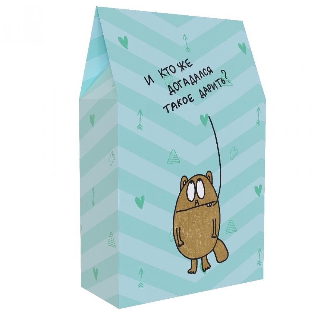 Подарочная коробка «И кто же догадался такое дарить?»