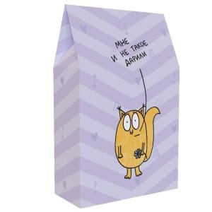 Подарочная коробка «Мне и не такое дарили»