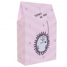 Подарочная коробка «Только не ржи»
