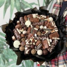 Шоколадный букет Сладкоежка