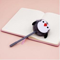 Ручка Пушистый пингвин
