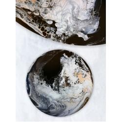 Набор для создания абстрактных картин №1 «Космос»
