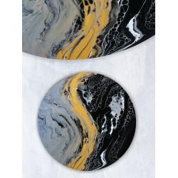 Набор для создания абстрактных картин №3 «Пляж»