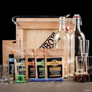 Подарочный набор для приготовления настойки «Домашний»