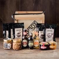 Подарочный набор деликатесов «Гурман»