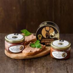 Подарочный набор вяленого мяса «Сибирский»