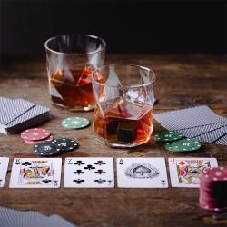 Покерный набор в деревянном ящике «Poker Wood»