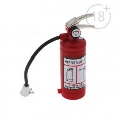 Зажигалка газовая «Огнетушитель» с фонариком