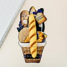 Ручка в форме хлеба «Чудесного настроения»