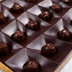 Коробка шоколадных конфет для мужчины 150г