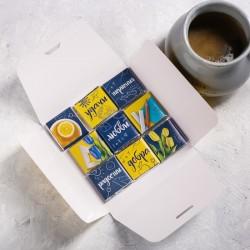 Шоколад в конверте «Любимому учителю» 9 шт 45 г
