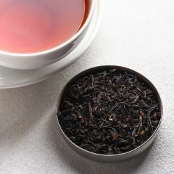 Чай подарочный «Любимому воспитателю» чёрный с лимоном и мятой 100 гр