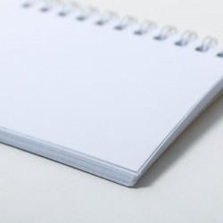 Блокнот с резиновым доп.элементом «Хьюстон», 40 листов