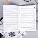 Блокнот с ламой «Список людей которые меня бесят»