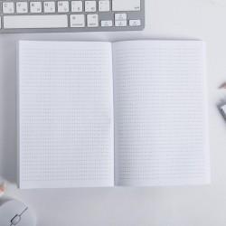 Ежедневник в тонкой обложке Like girlboss А5, 80 листов