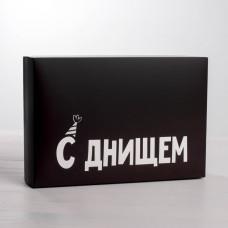 Коробка складная «С Днищем» 16 × 23 × 7.5 см