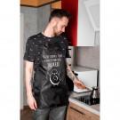 Кухонный фартук «Буду говорить в присутствии своего авокадо»