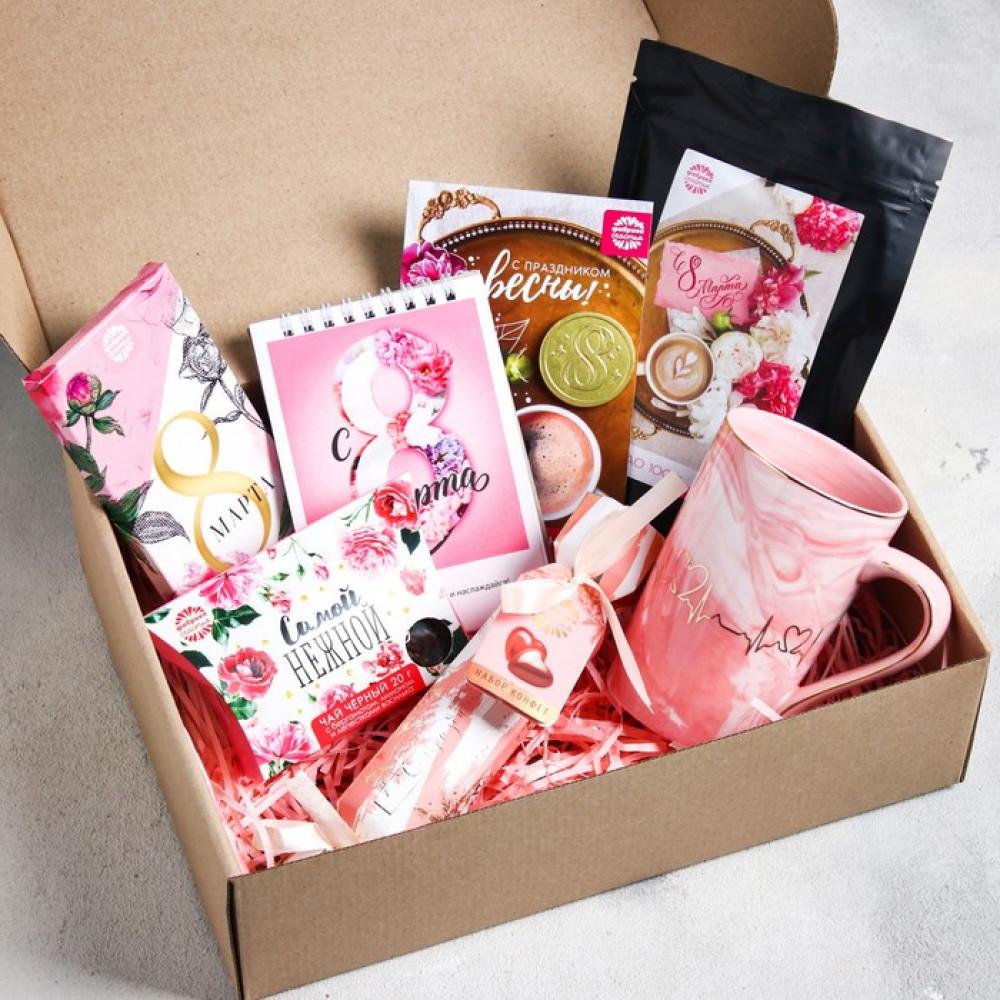 Подарочный набор «Твоя улыбка прекрасна» 7 предметов