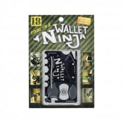 Карта выживания Wallet Ninja