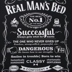 Постельное белье Real Man